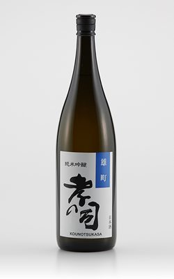 Konotsukasa Omachi Junmaiginjo